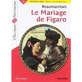 Le mariage de Figaro : texte intégral