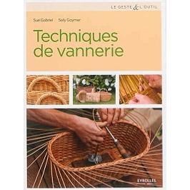 Techniques de vannerie