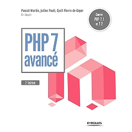 PHP 7 avancé : couvre PHP 7.1 et 7.2