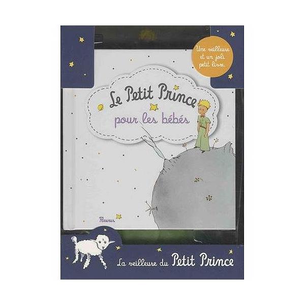 La Veilleuse Du Petit Prince Une Veilleuse Et Un Joli Petit Livre