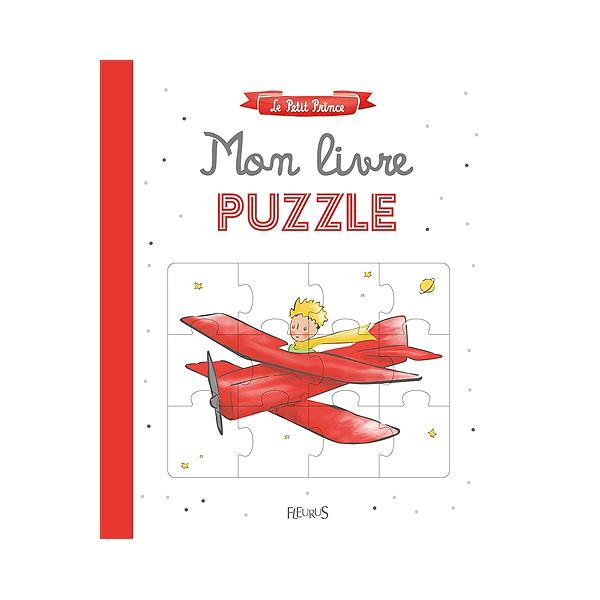 Le Petit Prince Mon Livre Puzzle