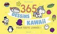 365 Dessins Kawaii Pour Toute L Année Mayumi Jezewski