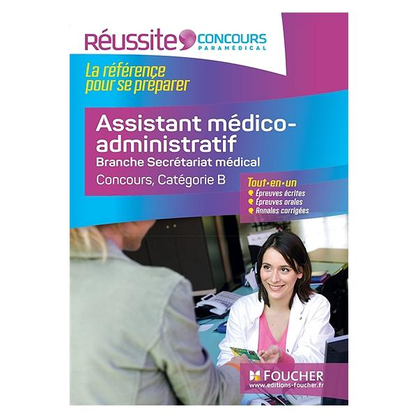 Assistant Medico Administratif Branche Secretariat Medical