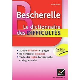 Le dictionnaire des difficultés