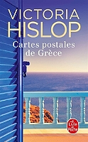 Cartes postales de Grèce de Victoria Hislop - Broché