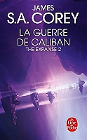 The expanse de James S. A. Corey - Broché