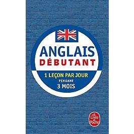 Anglais débutant : 1 leçon par jour pendant 3 mois