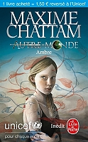 Autre-monde de Maxime Chattam - Broché