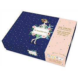 Coffret Mon cahier : my beautiful box