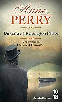 Un traître à Kensington Palace de Anne Perry - Broché