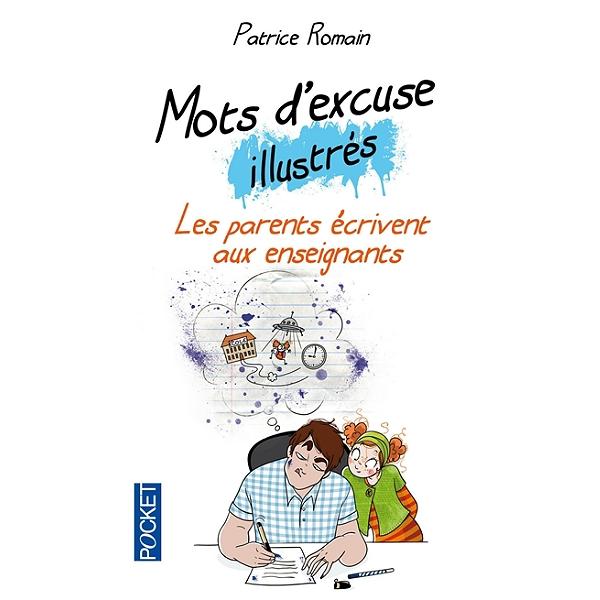 Mots D Excuse Illustrés Les Parents écrivent Aux Enseignants