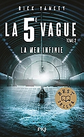 La 5e vague de Rick Yancey - Broché