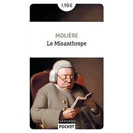 Le misanthrope : comédie en cinq actes