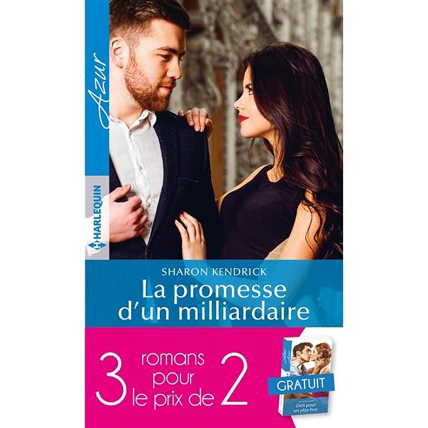 La Promesse De Noel.Pack Azur 3 Pour 2