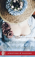 Un drôle de mariage de Tessa Dare - Broché