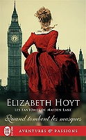 Les fantômes de Maiden Lane de Elizabeth Hoyt - Broché