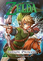 The legend of Zelda : twilight princess de Akira Himekawa - Broché