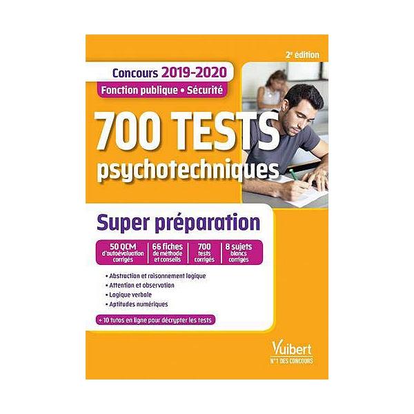 7b9da5953cd 700 tests psychotechniques   concours 2019-2020   fonction publique ...