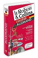 le-robert-amp-collins-college-allemand-dictionnaire-francais-allemand-allemand-francais