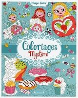 Coloriage Mystere Disney Leclerc.Coloriages Mystere 9782324011535 Espace Culturel E Leclerc
