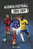 Agenda football : 2018-2019 - Broché