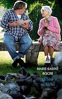 La tête en friche de Marie-Sabine Roger - Broché