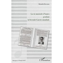 La vie musicale à Nantes pendant la Seconde Guerre mondiale