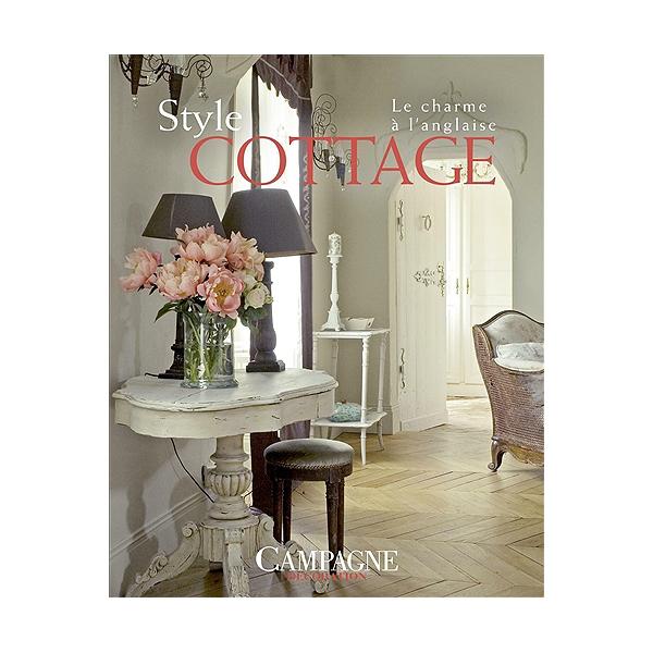 Style cottage : le charme à l\'anglaise - le charme à l\'anglaise ...