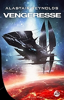 Vengeresse de Alastair Reynolds - Broché