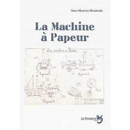 La machine à Papeur : pour acteurs, ombres et musicien