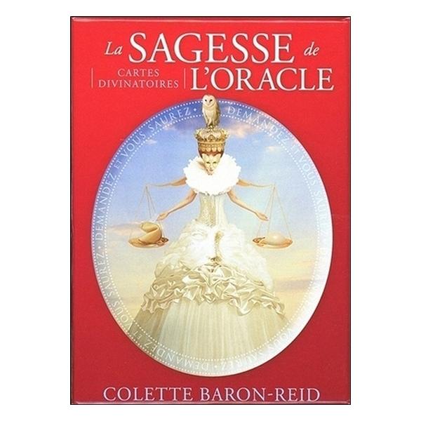 La Sagesse De L Oracle Cartes Divinatoires Colette Baron Reid 9782361882761 Espace Culturel E Leclerc