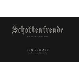 Schottenfreude : Mots allemands pour la condition humaine