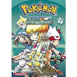 Pokémon : la grande aventure : Emeraude