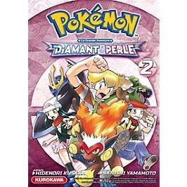 Pokémon : la grande aventure : Diamant et Perle