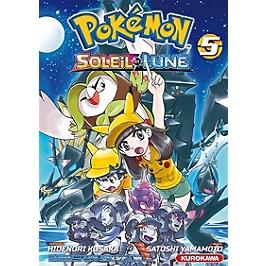 Pokémon : Soleil et Lune