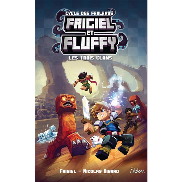 Frigiel Et Fluffy Cycle Des Farlands