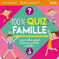 Culture générale 2018 quiz