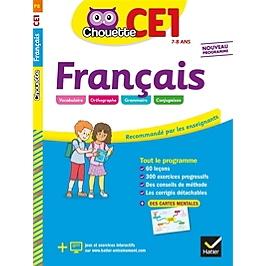 Français CE1, 7-8 ans : nouveau programme