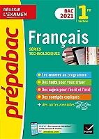 francais-1re-technologique-bac-2021