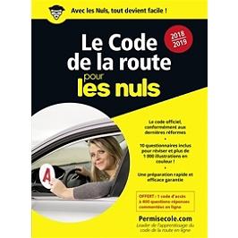Le code de la route pour les nuls