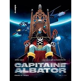 Capitaine Albator : mémoires de l'Arcadia
