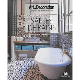 Salles de bains - Anne-Sophie Puget - 9782707208514 - Espace ...