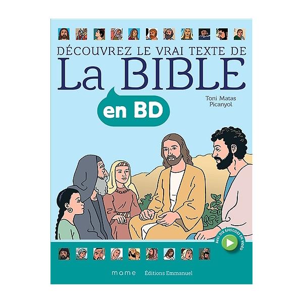 la bible des enfants bande dessinee naissance de jesus