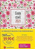 code-civil-2021-jaquette-fleurs