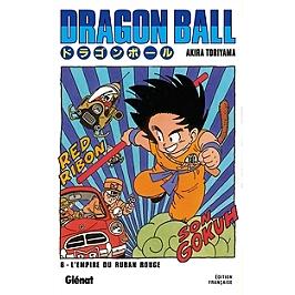 Dragon ball (sens de lecture japonais)