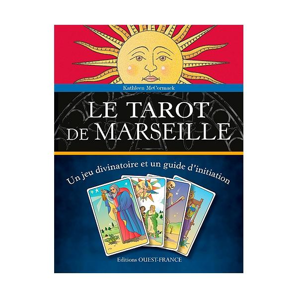 Le tarot de Marseille   un jeu divinatoire et un guide d initiation. Zoom a29aa433ade0