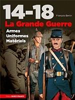 14-18-la-grande-guerre-armes-uniformes-materiels