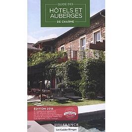 Guide des hôtels et auberges de charme : nouvelle sélection France