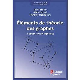 Eléments de théorie des graphes