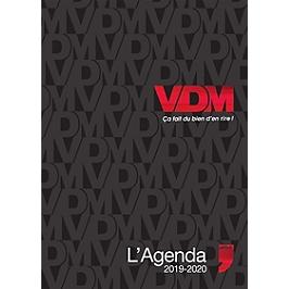 VDM, ça fait du bien d'en rire ! : l'agenda 2019-2020
